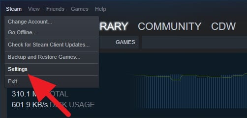 Cara Download Game Steam Cepat