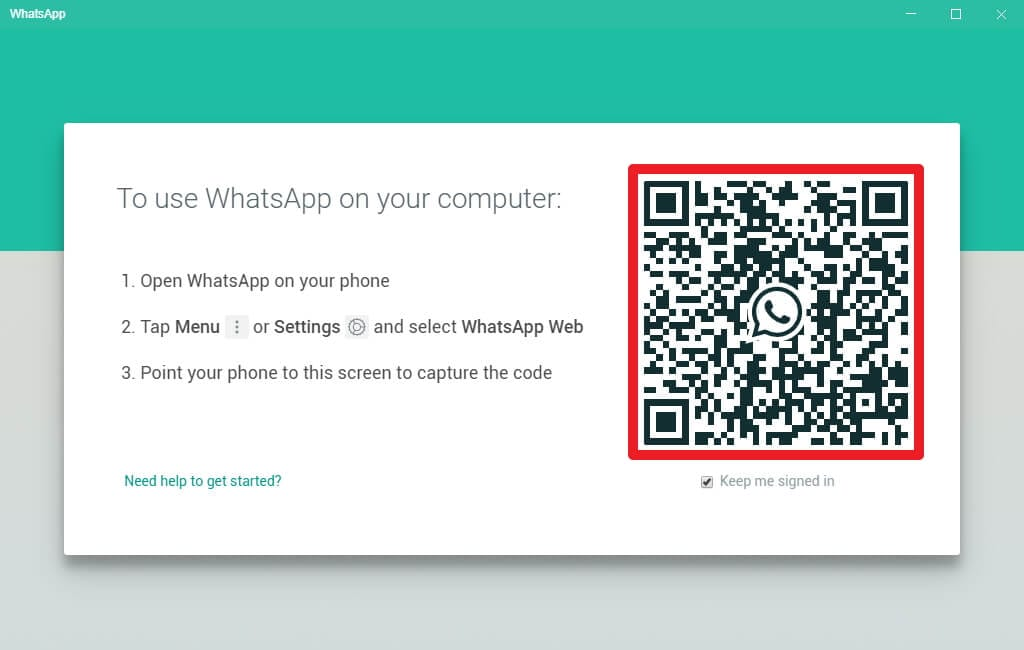 WhatsApp Komputer