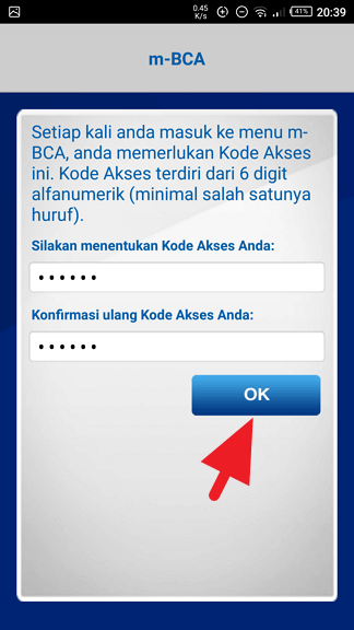 Cara Verifikasi Ulang BCA mobile dengan Benar (10 LANGKAH) 6