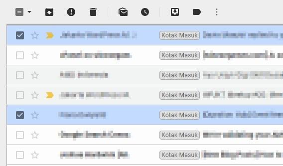 dipindahkan dari arsip Cara Mencari Email yang Diarsipkan di Gmail PC 6 dipindahkan dari arsip