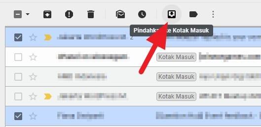 pindahkan ke kotak masuk Cara Mencari Email yang Diarsipkan di Gmail PC 5 pindahkan ke kotak masuk