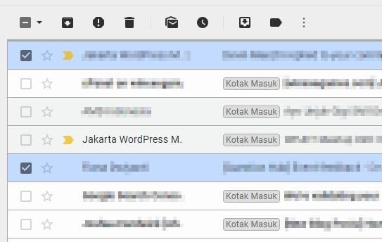 tandai email arsip Cara Mencari Email yang Diarsipkan di Gmail PC 4 tandai email arsip