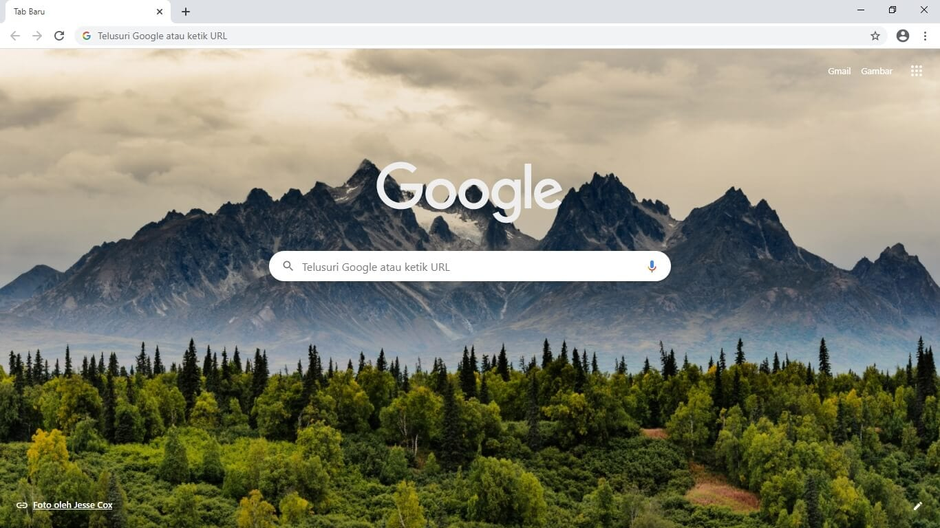 Background Google Chrome Cara Menghilangkan Shortcut Website di Tab Baru Chrome 7 Background Google Chrome