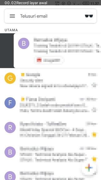 Gmail tanpa fungsi swipe Cara Matikan Fungsi Swipe di Gmail dengan Mudah 8 Gmail tanpa fungsi swipe