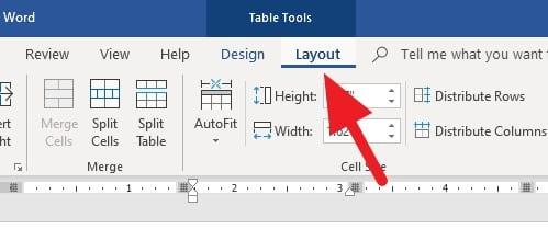 layout Cara Hilangkan Tabel tanpa Hapus Teks di Microsoft Word 2 layout