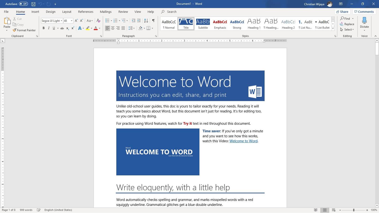 Microsoft Word Cara Menghitung Jumlah Karakter di Ms Word 1 Microsoft Word