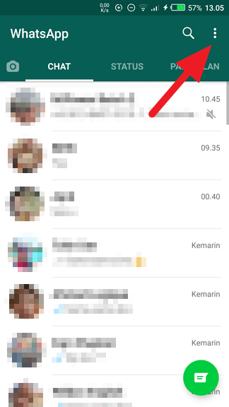 WhatsApp 2 Cara Aktifkan Mode Gelap di WhatsApp 1 WhatsApp 2