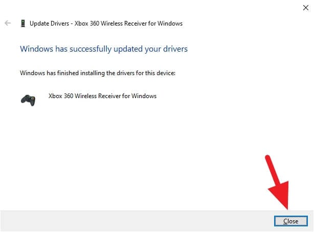 windows has successfully updated your drivers Cara Mengatasi Logitech F710 Tidak Bisa Connect Windows 8 windows has successfully updated your drivers