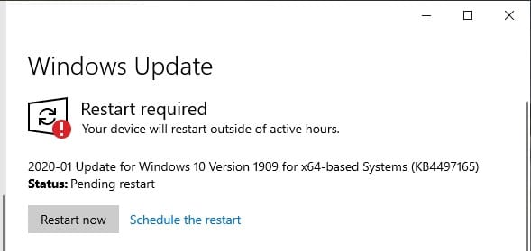 Restart now How to Update Windows 10 to the Latest Version with 2 of These Ways 2 Restart now