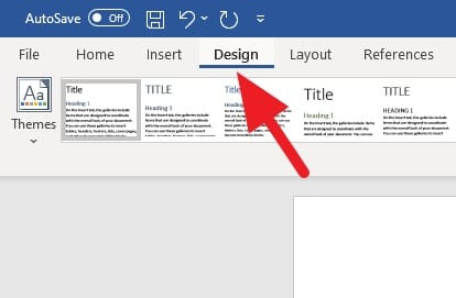 Design Cara Mengganti Warna Background Kertas di Microsoft Word 2 Design