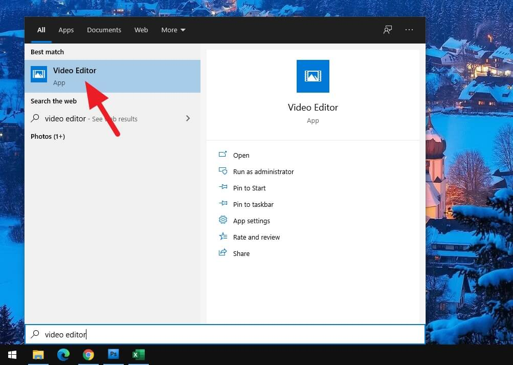 Video Editor Windows 10 Cara Memotong Video di Windows 10 Tanpa Aplikasi Tambahan 1 Video Editor Windows 10