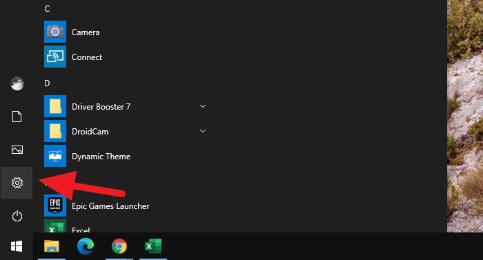 Windows Settings 3 Cara Mudah Mengganti Kursor di Windows 10 1 Windows Settings 3