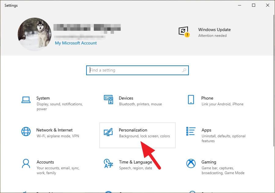 Personalization 2 Cara Aktifkan Mode Gelap di Windows 10 2 Personalization 2
