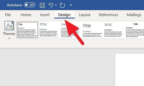 Design 1 Cara Membuat Bingkai di Word dengan Cepat 2 Design 1