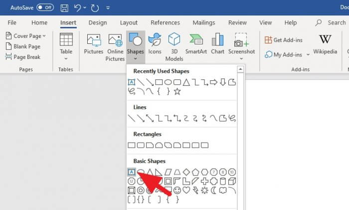 Text Box Cara Mudah Membuat Tulisan Vertikal di Microsoft Word 2 Text Box